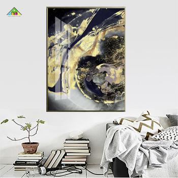 Tranh Canvas Đơn Chữ Nhật Đứng PTCL6090 0040
