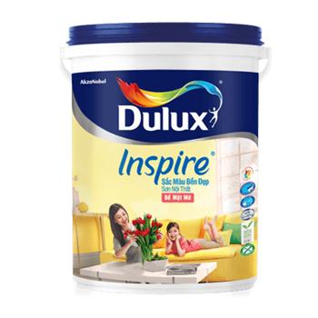 Sơn Nước Nội Thất Dulux Inspire (màu pha) _ Bề Mặt Mờ 18l