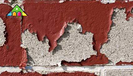 Tường Nhà Bị Bong Tróc Do Đâu Và Cách Khắc Phục