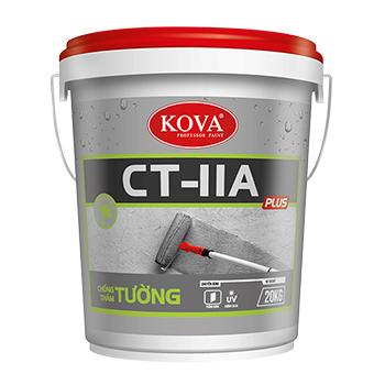 Kova Chất Chống Thấm Cao Cấp CT-IIA Plus Tường 20Kg