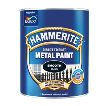 Dulux Hammerite To Rust 0.75l Bề Mặt Vân- Sơn Kim Loại