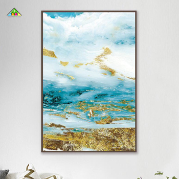 Tranh Canvas Đơn Chữ Nhật Đứng PTCL6090 0022