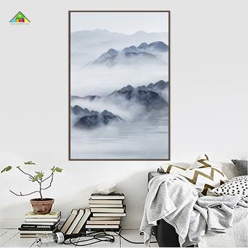 Tranh Canvas Đơn Chữ Nhật Đứng PTCL6090 0050