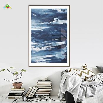 Tranh Canvas Đơn Chữ Nhật Đứng PTCL6090 0048