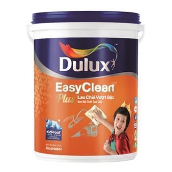 Dulux Easy Clean Lau Chùi Vượt Bậc (Trắng) - Bề mặt mờ 5l