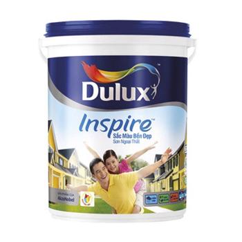 Sơn Nước Ngoại Thất  DULUX INSPIRE (trắng)- Bề mặt mờ 18 lít