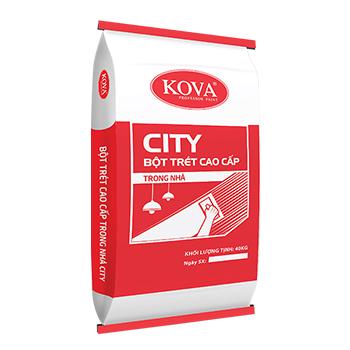 Bột Trét Nội Thấp Cao Cấp KoVa City 40kg