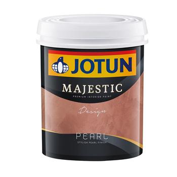 Jotun Majestic Design Pearl (Hiệu Ứng Ánh Ngọc Trai) 1l