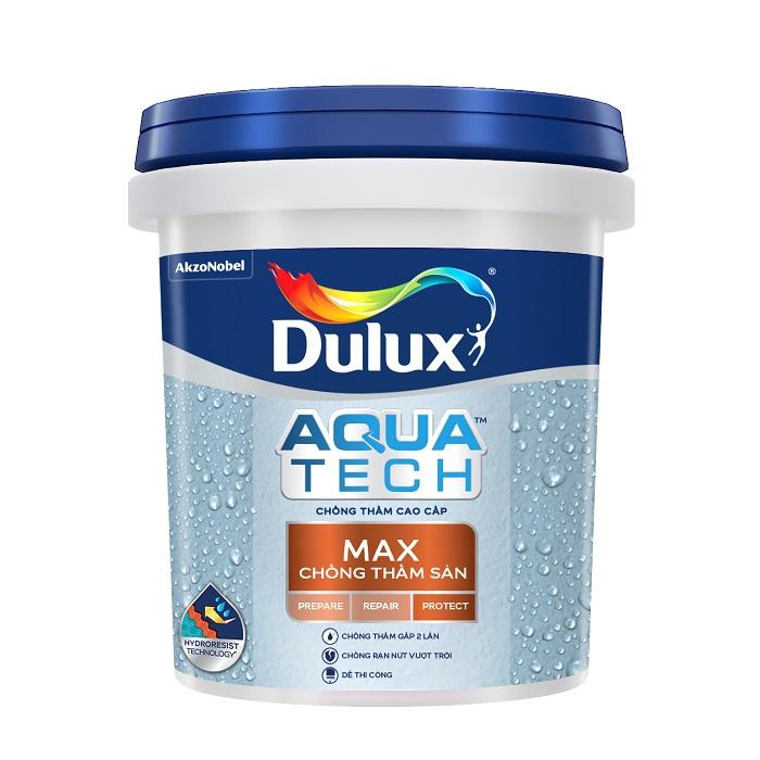 Sơn Chống Thâm Sàn Dulux Aquatech Max V910 6Kg