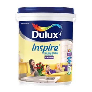 Sơn Nước Nội Thất Dulux Inspire (màu pha) _ Bề Mặt Bóng 18l
