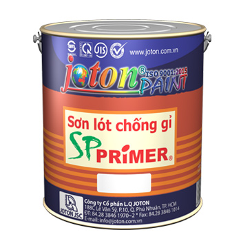 Sơn Chống Gỉ Joton SP.Primer Xám 3.5 Kg