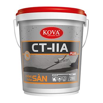 KOVA CHẤT CHỐNG THẤM CAO CẤP CT-IIA PLUS SÀN 4 KG